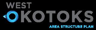 West Okotoks Area Structure Plan Logo